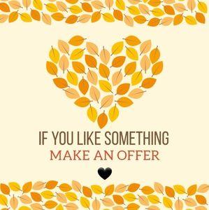 Tops - Make an offer!